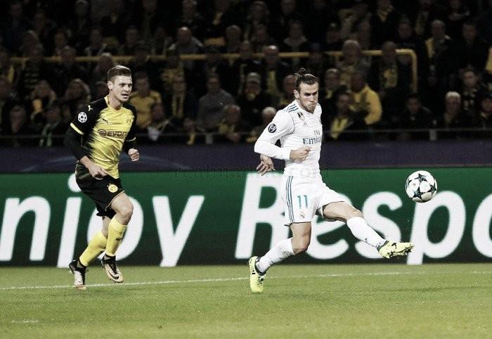 El gol de Bale al Borussia, mejor gol de la segunda jornada de Champions