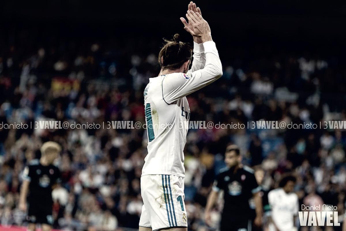 Gareth Bale: ¿salvado por la campana?