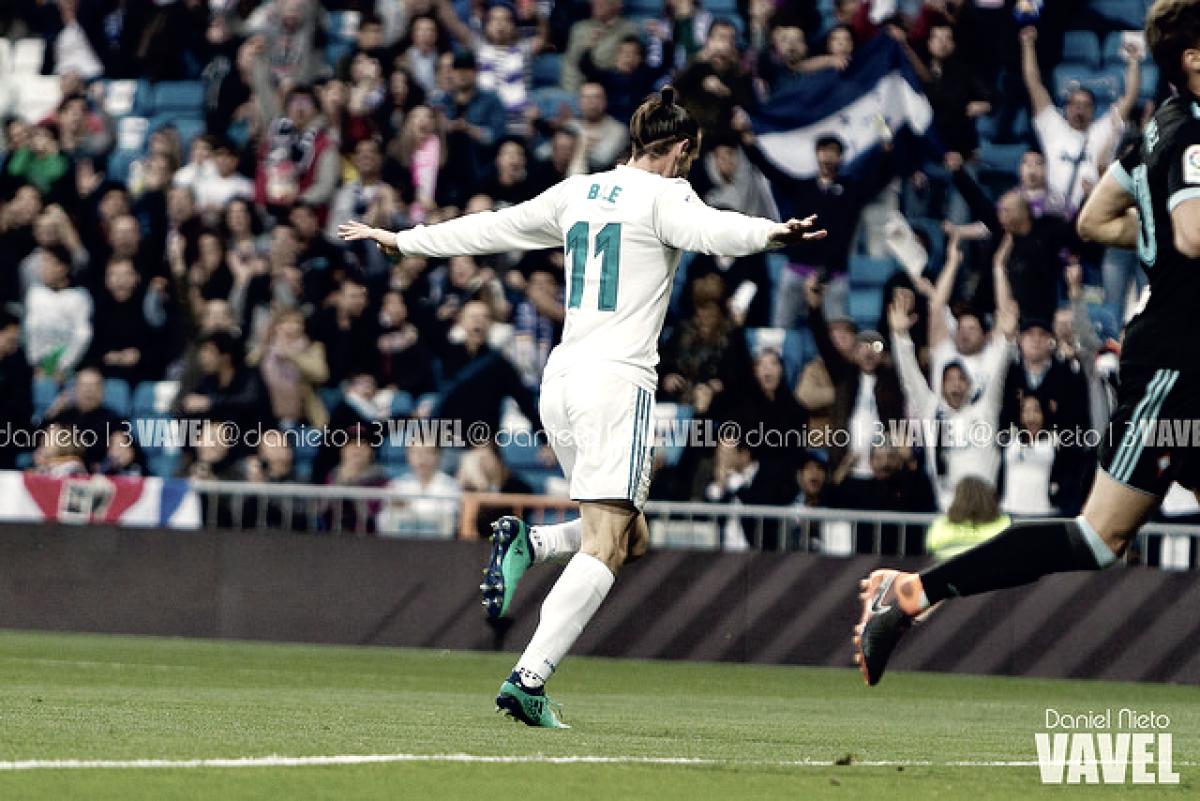 Gareth Bale y su final de liga goleador
