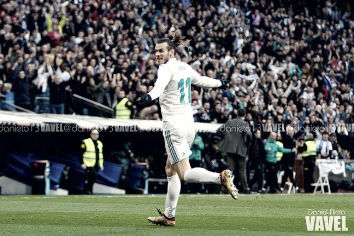 Bale, jugador 5 Estrellas del mes de enero
