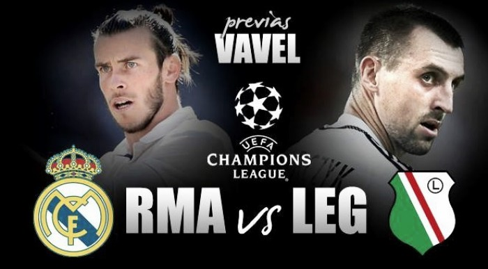 Previa Real Madrid - Legia de Varsovia: la hora de la verdad