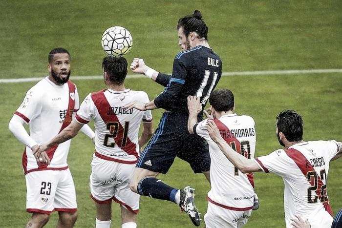 Liga, il Real vince in rimonta contro il Rayo a Vallecas (2-3)