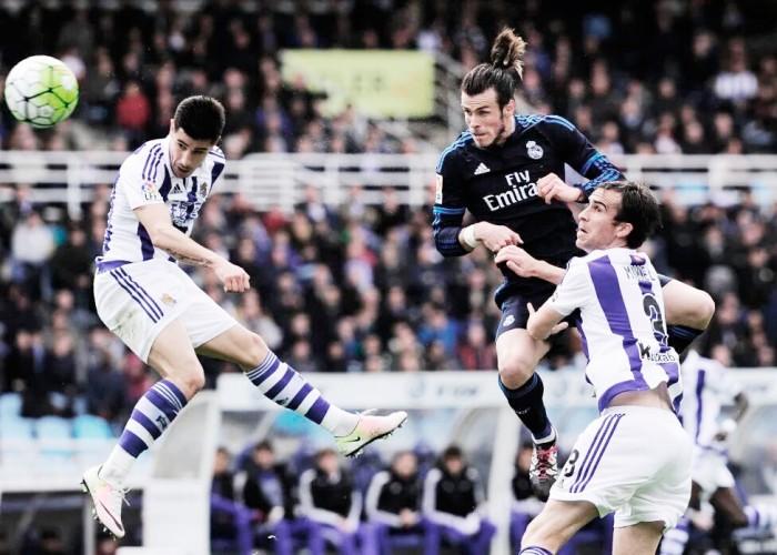 Bale, de cabeza a por la Liga