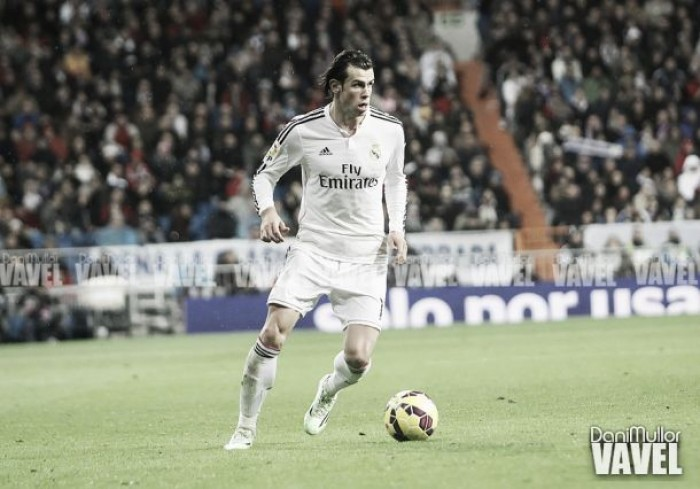 Gareth Bale se aleja del Real Madrid