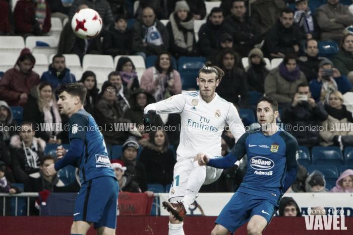La reaparición de Bale, la mejor noticia para el Real Madrid