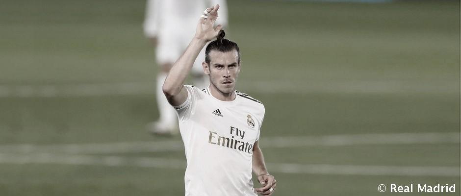 Gareth Bale, cada vez más cerca de volver