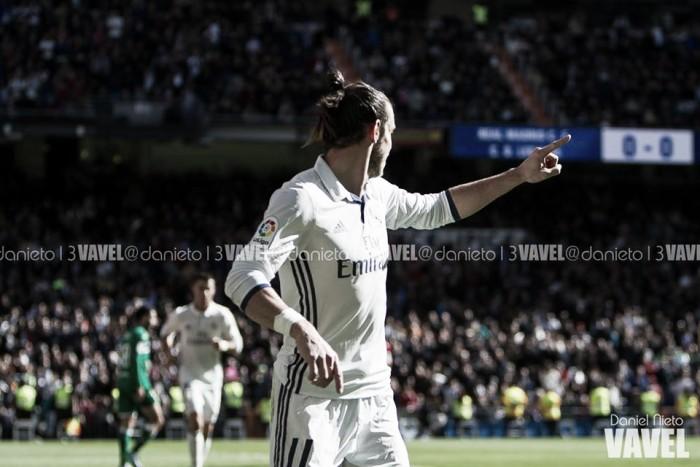 Bale señala el camino del Real Madrid