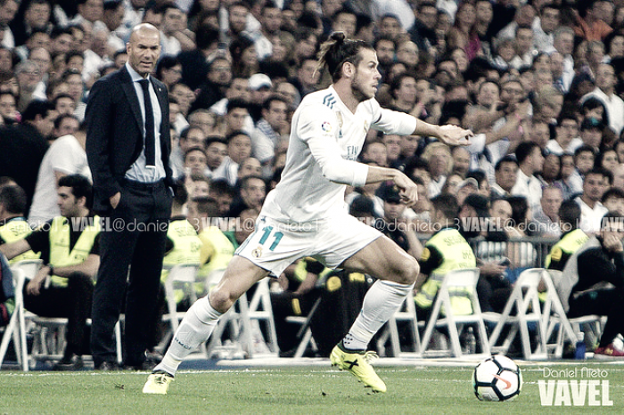 Bale no es el primer caso de lesiones múltiples en el Madrid
