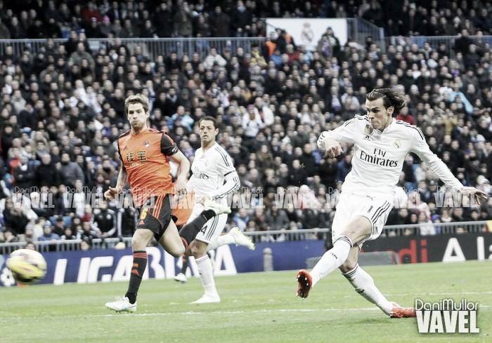 """Bale: """"He marcado cinco goles en Anoeta, ojalá repita y logremos los tres puntos"""""""