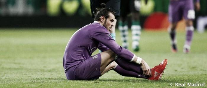 El Real Madrid seguirá pendiente del tobillo de Gareth Bale