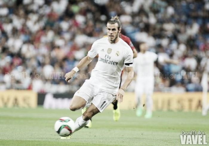 Bale regresa a los entrenamientos