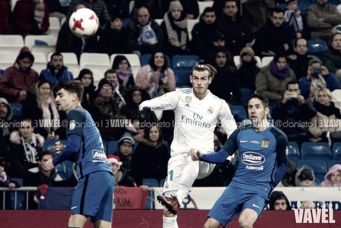 Bale, el británico con más partidos en el Real Madrid