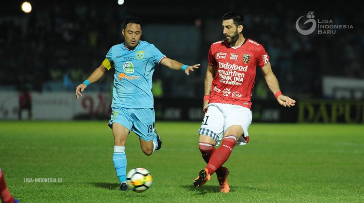 Empat Laga Kalah Terus, Bali United Bertekad Bangkit