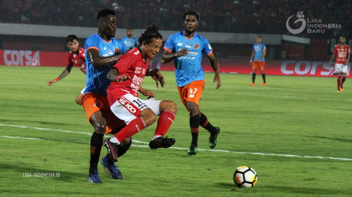 Pemain Bali United Mendapat Libur 10 Hari