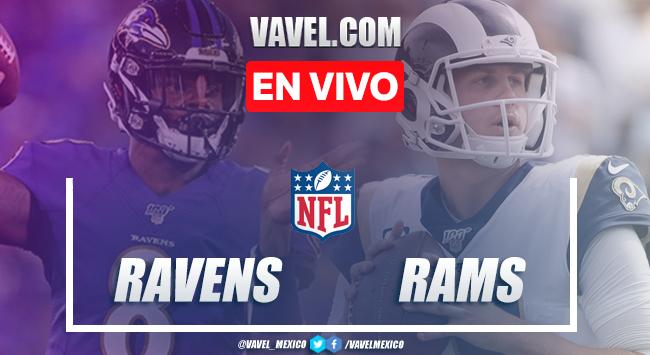 Resumen y touchdowns: Baltimore Ravens 45-6 Los Ángeles Rams en NFL 2019