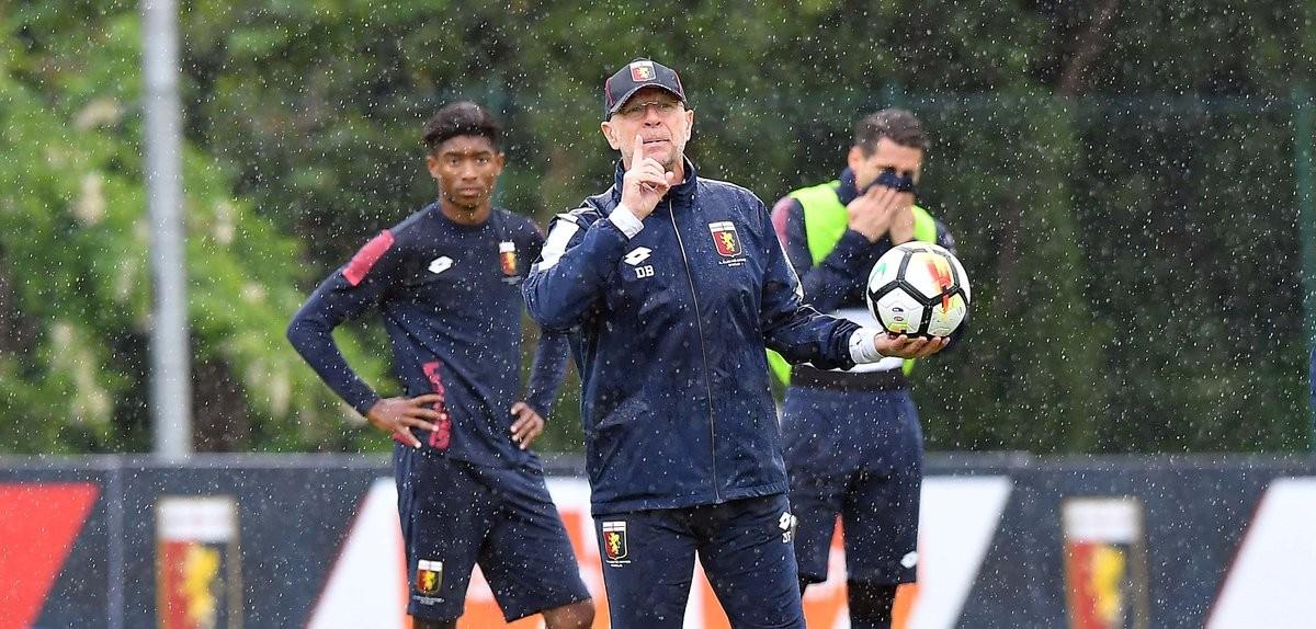 """Ballardini: """"Vogliamo un Genoa più competitivo. Contratto? Mai pensato alla riconferma in queste settimane"""""""
