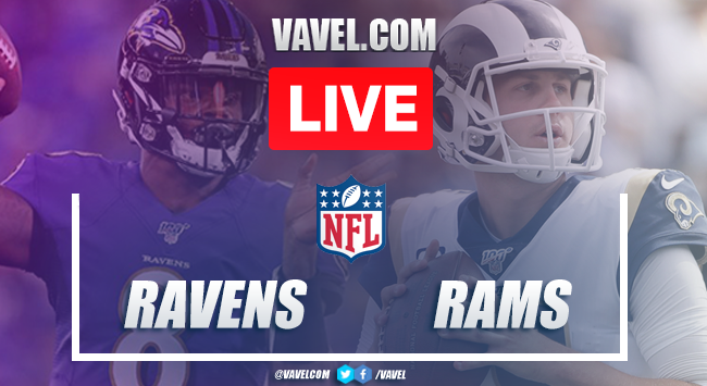 Highlights and touchdowns: Baltimore Ravens 45-6 Los Angeles Rams, 2019 NFL