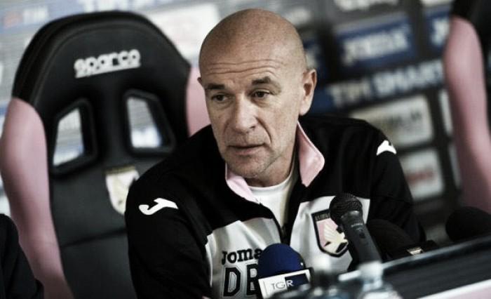 """Ballardini: """"La salvezza è ancora nelle nostre mani, con il Frosinone è decisiva"""""""