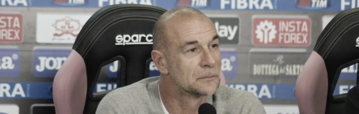 """Palermo, Ballardini: """"Pensiamo solo alla Fiorentina, mi affido a Gilardino"""""""