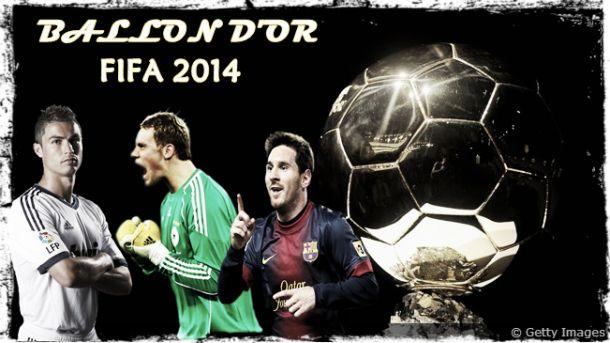 Bola de Ouro: Cristiano Ronaldo, Messi e Neuer são os finalistas