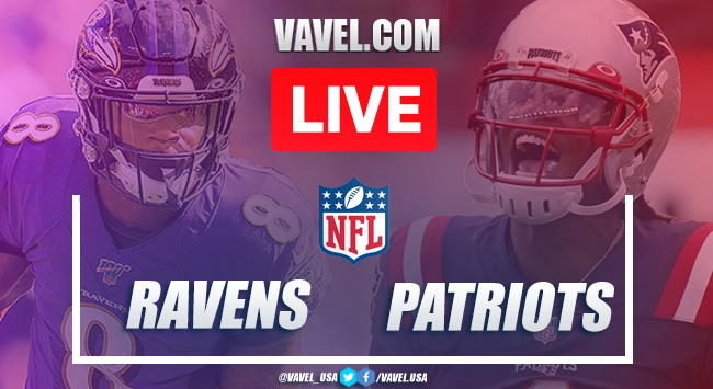 Highlights and Touchdowns: Baltimore Ravens 17-23 New England Patriots, 2020 NFL
