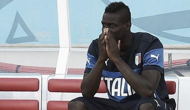 Where is Mario Balotelli?