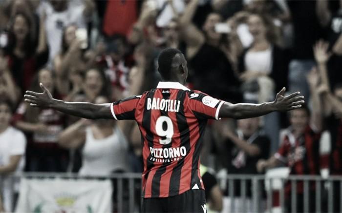 Mario Balotelli, tres partidos de baja por lesión