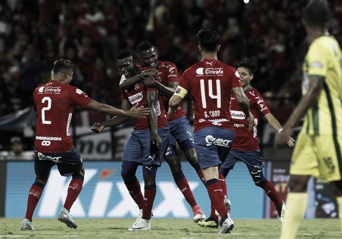 Puntuaciones en Independiente Medellín tras su victoria ante Atlético Bucaramanga