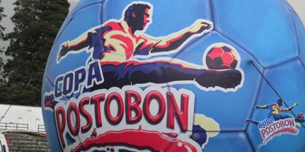 Esta tarde se reanuda la Copa Postobón