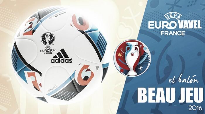 Balón de la Euro 2016    039 Beau Jeu  039  97f9ad75f8cd3