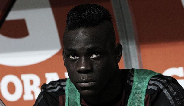Balotelli si ferma, in dubbio la sua presenza con il Napoli nel posticipo