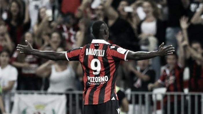 Ligue 1, il Nizza si aggiudica il derby con il Marsiglia: Balotelli subito decisivo