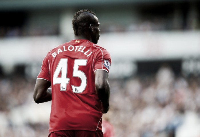 Jürgen Klopp tells Mario Balotelli to leave Liverpool