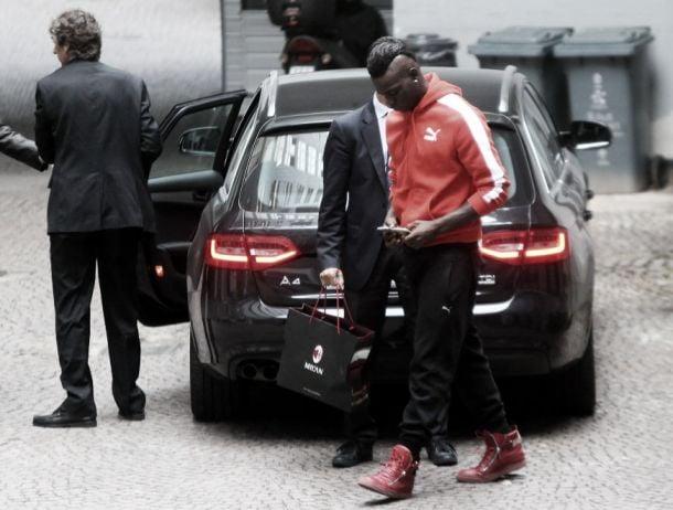 Balotelli, visite mediche in corso, ma niente conferenza stampa di presentazione