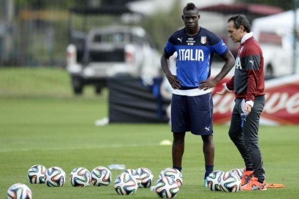 "Italia - Inghilterra, botta per Buffon. Prandelli:"" Dobbiamo essere ottimisti"""