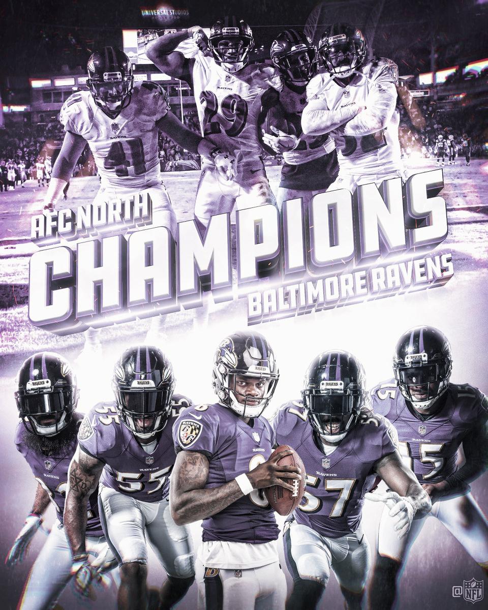 Sufrido triunfo de los Ravens frente a los Browns que los coloca en postemporada