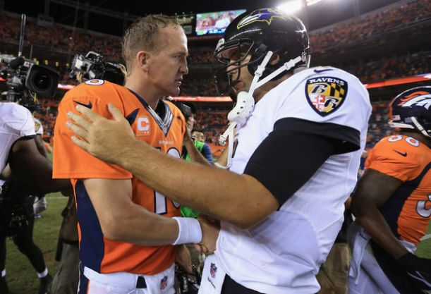 Denver Broncos Begin Quest For Super Bowl 50 At Home Against Baltimore Ravens