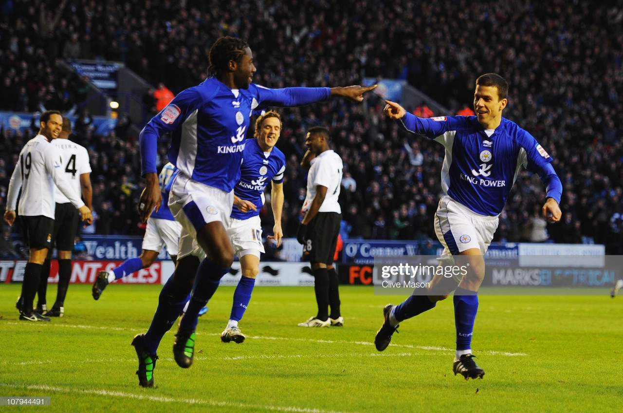 Memorable Match: Leicester City 2-2 Manchester City - Enthralling FA Cup tie sets up Etihad replay