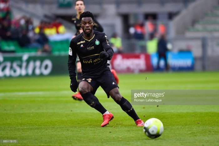 Huddersfield target Jonathan Bamba not happy at Saint Etienne