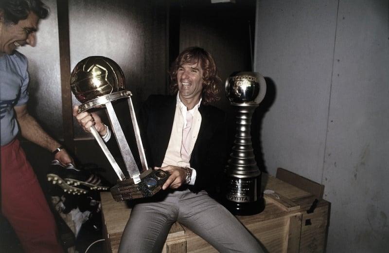 Héctor Bambino Veira, el único dueño del mundo con River Plate