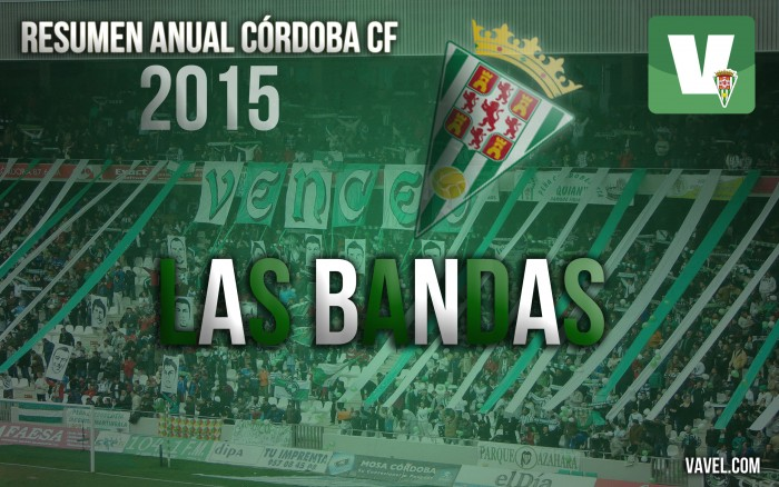 Resumen anual Córdoba CF: Las bandas