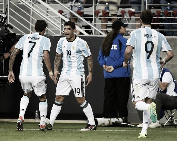 Copa America Centenario: Di Maria, Banega score and assist in statement win for Argentina over Chile
