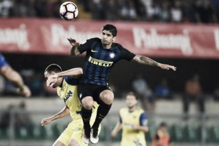 Birsa marca dois e Chievo derrota Internazionale na estreia da Serie A