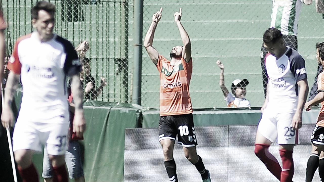 San Lorenzo pierde de visita contra Banfield 2-0