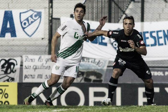 Banfield - Quilmes: el historial