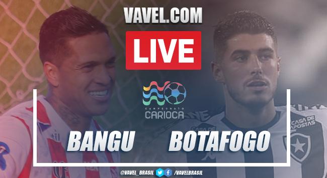 Melhores momentos de Bangu 0 x 0 Botafogo pelo Campeonato Carioca