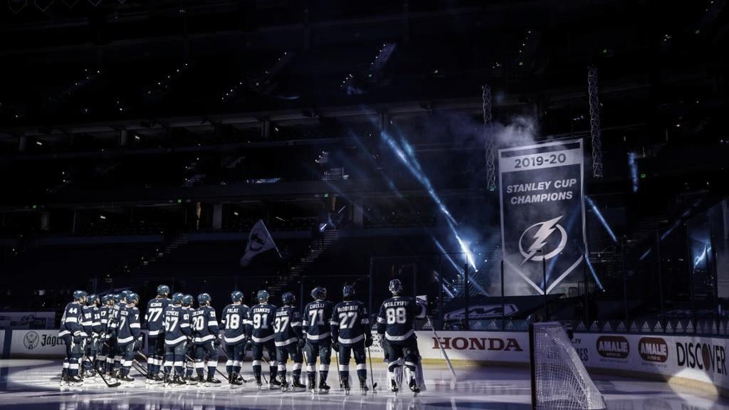 La NHL publica el calendario para 2021-22