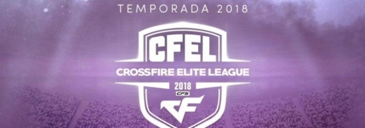 CrossFire Elite League será em abril