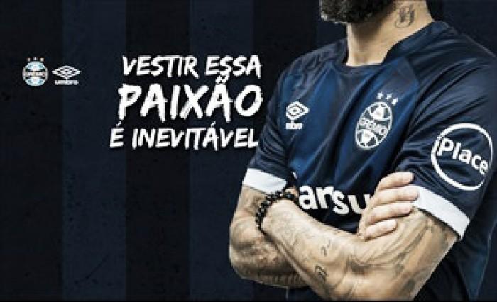 Grêmio vende mais de 1500 unidades da terceira camisa logo após lançamento