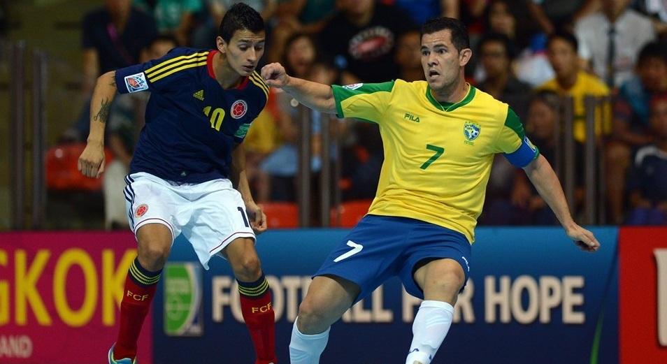 Brasil no falla ante Colombia y accede a la final soñada